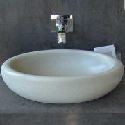 Waschschale aus Beton Midas