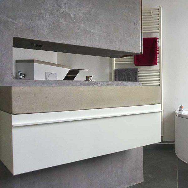 waschbecken aus beton victum 100 waschtische aus beton betonm bel urbandesigners. Black Bedroom Furniture Sets. Home Design Ideas