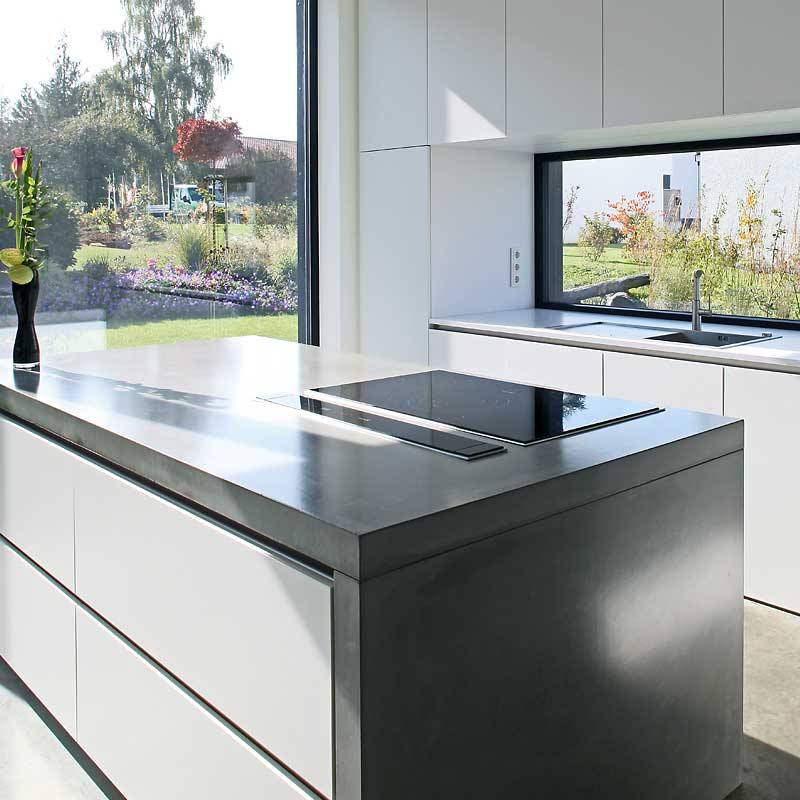 projekt lofthouse esslingen waschtische aus beton betonm bel urbandesigners. Black Bedroom Furniture Sets. Home Design Ideas