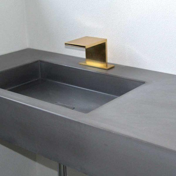 waschtisch aus beton victum 051 waschtische aus beton. Black Bedroom Furniture Sets. Home Design Ideas