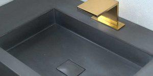 Waschtisch aus Beton VICTUM 051