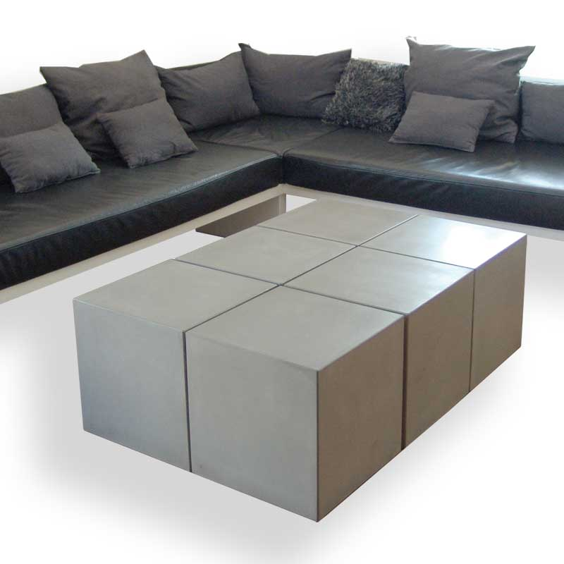 cubes aus beton waschtische aus beton betonm bel urbandesigners. Black Bedroom Furniture Sets. Home Design Ideas