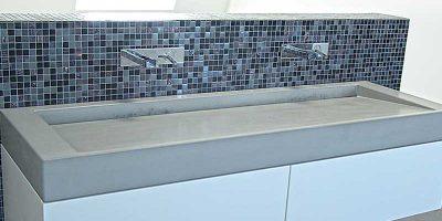 Waschtisch RAMPE140