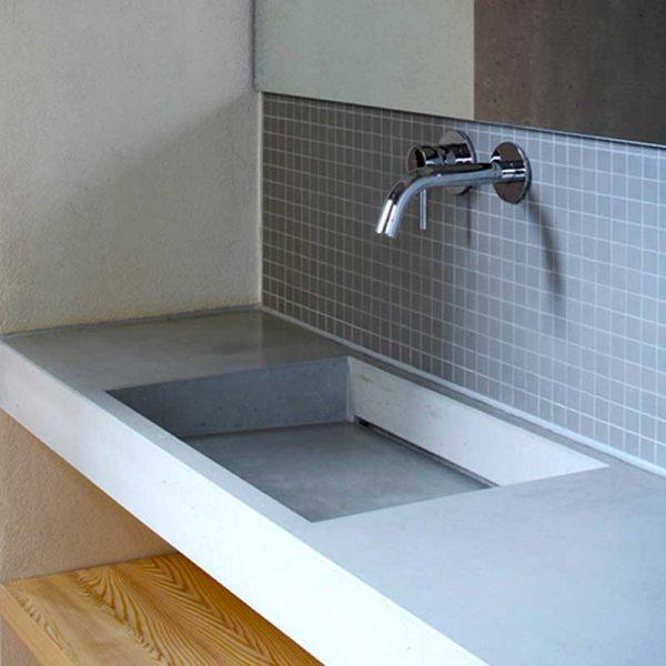 betonwaschtisch venosa 054 070 waschtische aus beton. Black Bedroom Furniture Sets. Home Design Ideas