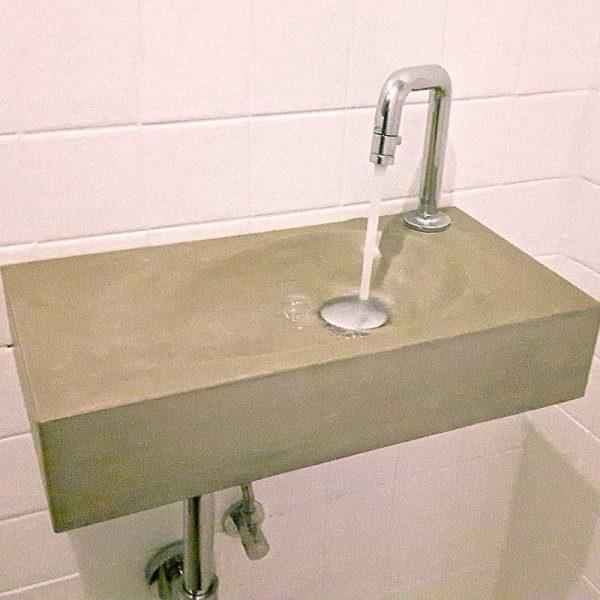 handwaschbecken aus beton convi waschtische aus beton. Black Bedroom Furniture Sets. Home Design Ideas